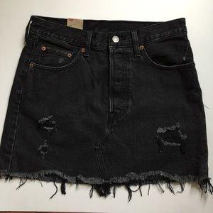 NWT - Levi's Denim Skirt